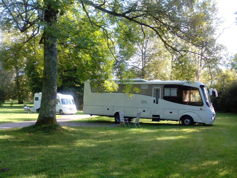 Aire camping-car à Pau (64000) - Photo 1